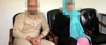 سناریوی زوج سارق جهت دزدی گوشی رانندگان مسافرکش